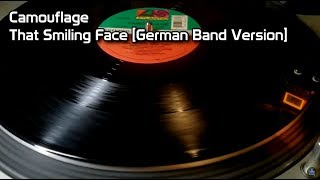 Camouflage - That Smiling Face [German Band Version] (1988)