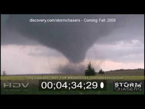 2009-04-26 Tornado - Roger Mills County, OK