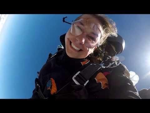 Skydiving in Prague 2020 - Selfie Video Showcase