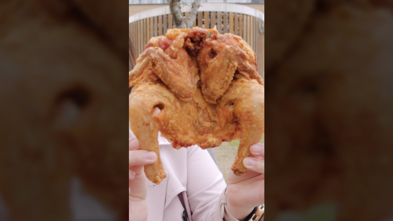 골목식당 오류동 옛날통닭 + 마늘 똥집 튀김