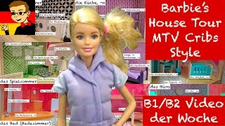House Vocabulary with Barbie