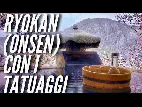 ANDARE AL RYOKAN ONSEN CON I TATUAGGI GIAPPONE TOUR E INFO