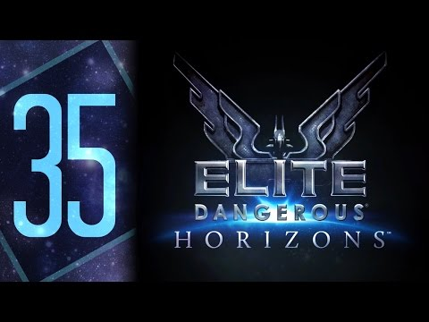 Elite Dangerous Horizons - Episode 35 ► Backup Has Arrived! (Let's Play Series)