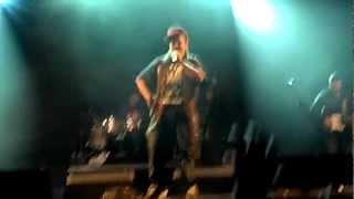 Rapsusklei - DIRECTO - Dame Criptonita (EnVivo 2012)