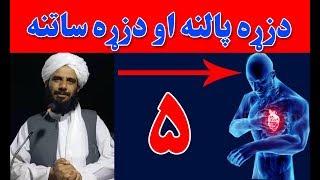 Mohammad Yasin Fahim Pashto Islami Bayan  Part 5
