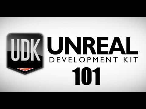 UDK 101 - Level Design - Pre Production and Detailing Level