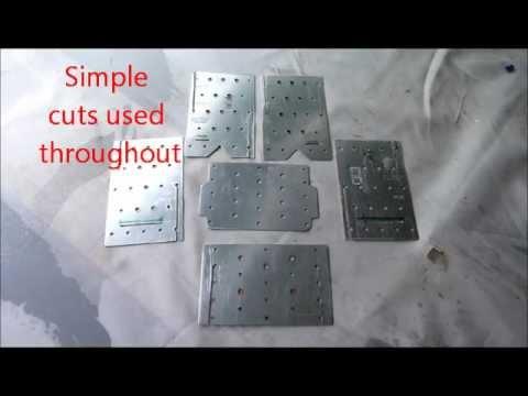 6 DIY Firebox Stove YouTube