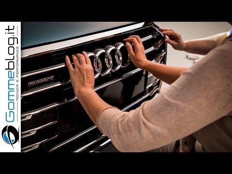 Audi A8 2018 - King of Sedan Car is Coming Soon ! NEW DETAIL