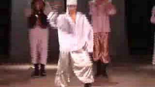 ballet al mayed junto a al-yabal orquesta arabe(dabke)