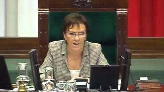 [81/209] Ewa Kopacz: Powracamy do rozpatrzenia punktu 19. porządku dziennego: Sprawozdanie Komis...
