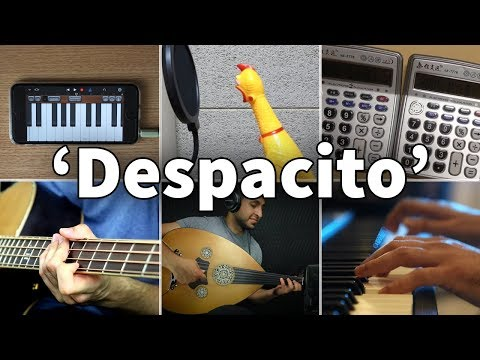 Who Played It Better: Despacito (iPhone, Chicken, Calculators, Oud, Acoustic Bass, Piano)