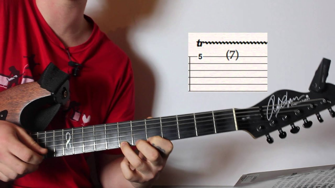 how to understand tabs in guitar