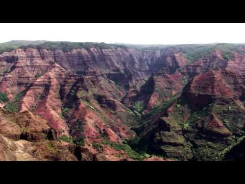 Waimea Canyon: the Grand Canyon of the Pacific, Kauai
