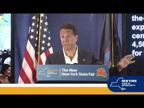 "The State of New York 9/4/15 - ""Leading the Fight"""