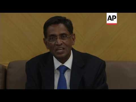 Malaysian health minister on Kim's death