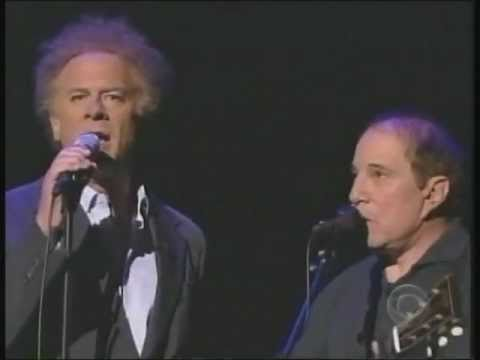 Simon & Garfunkel - Late Show with Letterman