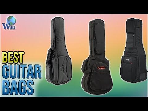 10 Best Guitar Bags 2018