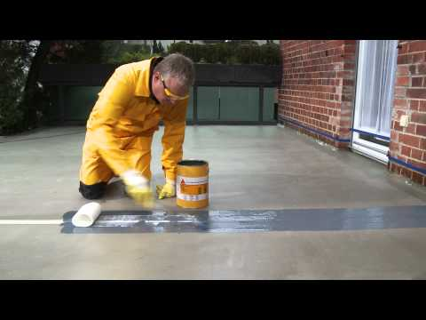 Sika - Sealing of expansion joints