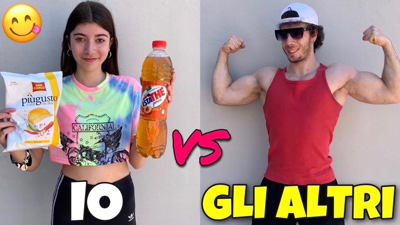 Download LA PROVA COSTUME - IO VS GLI ALTRI