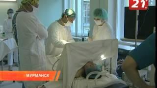 Репортаж 2012 года начало хирургии рефлюксной болезни торакальная хирургия Мурманска(, 2014-12-17T08:20:52.000Z)