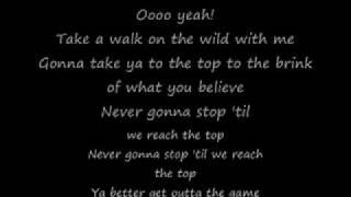 Sure Fire Winners-Adam Lambert (WITH LYRICS)