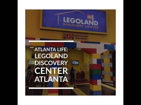 Vlog| LEGOLAND Discovery Center Atlanta