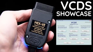 EVERY VW & AUDI OWNER SHOULD HAVE THIS! VCDS Showcase  At The Wheel