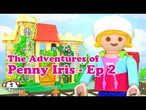 The Adventures of Penny Iris - Ep 2 The Secret Room | Choose Penny's Next Adventure!