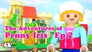 The Adventures of Penny Iris - Ep 2 The Secret Room | Choose Penny's Next Adventure!