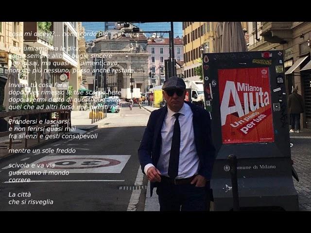 """Disponibile in rete il lyric video di """"PRENDERSI E LASCIARSI"""" il nuovo singolo di RUGGERO MARAZZI"""