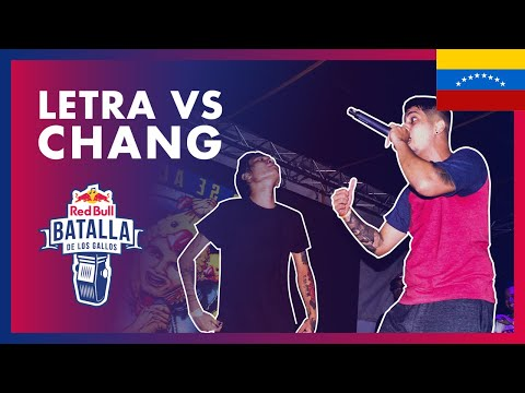 LETRA vs CHANG - Final | Final Nacional Venezuela 2019