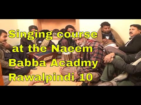 Singing course at the Naeem Babba Acadmy Rawalpindi 10