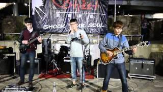 灰街show - My band A-lin 無路可退 cover