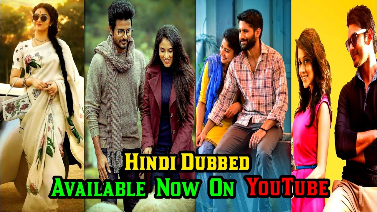 7 Big New South Hindi Dubbed Movies Available On YouTube   Part-142  