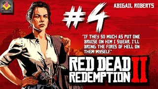 🔴Red Dead Redemption 2 PS4 LIVE STREAM Part 4 🔴TheGebs24