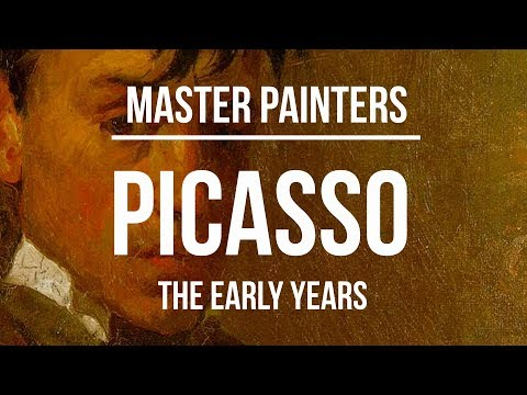 Pablo Picasso - The Early Years 4K Ultra HD