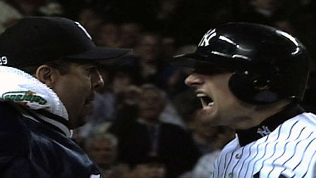 Download 1998 WS Gm1: Knoblauch's three-run homer ties game