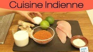 Délicieuse recette de poulet tandoori