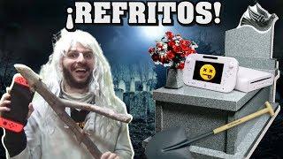 ¡¡¡USUARIOS DE WII U ENFADADOS POR LOS REFRITOS EN NINTENDO SWITCH!!! - Sasel - Noticias - español