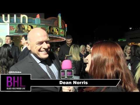 Dean Norris - Fist Fight Premiere