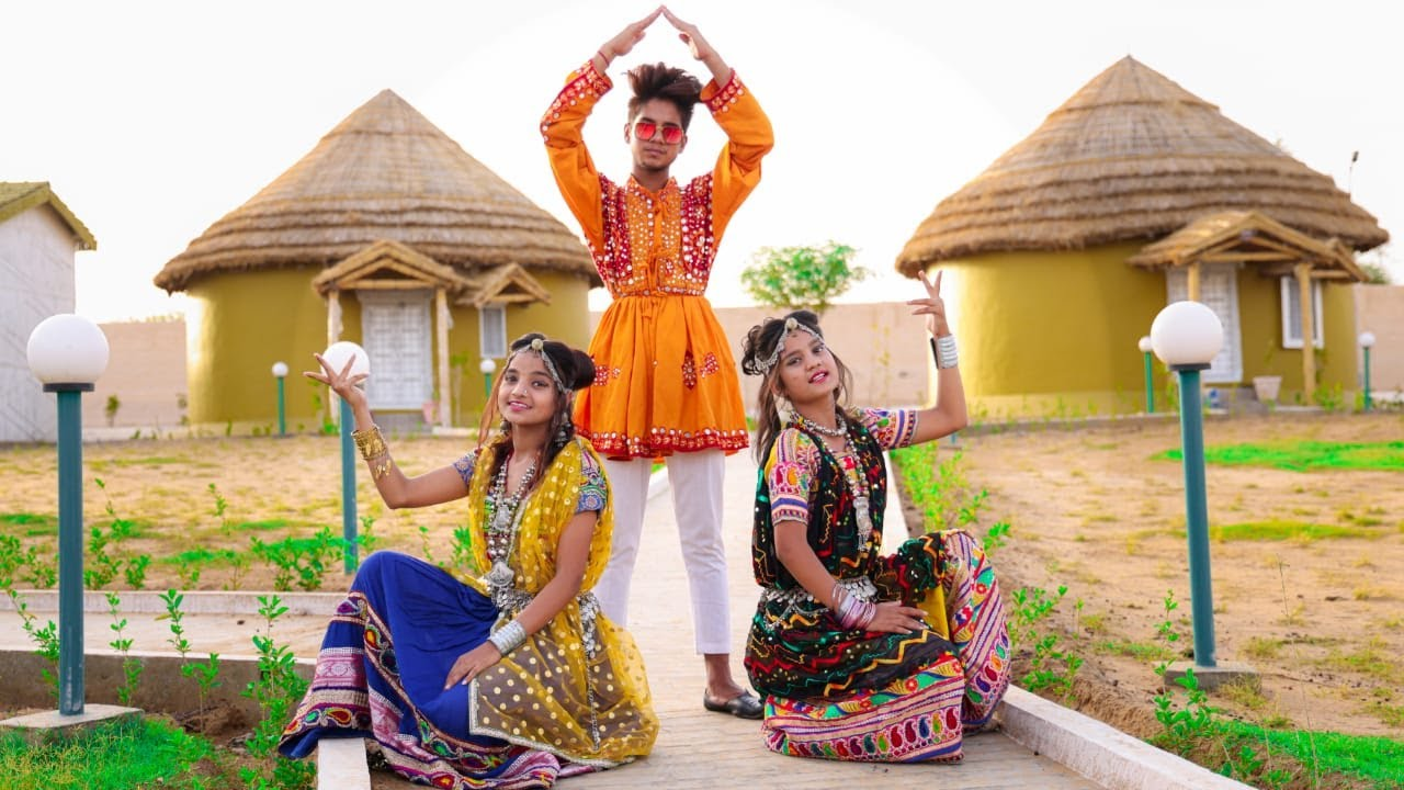 Rangilo Maro Dholna  | Dance Video | Ishu Payal Kunal | Mk studio