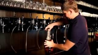 PEGAS Sputnik - пивная башня со сменной колбой для подачи пива в барах, пабах, боулингах.