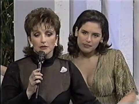 ANGELICA ORTIZ, ANGELICA MARIA Y ANGELICA VALE JUNTAS POR ULTIMA VEZ EN TV.