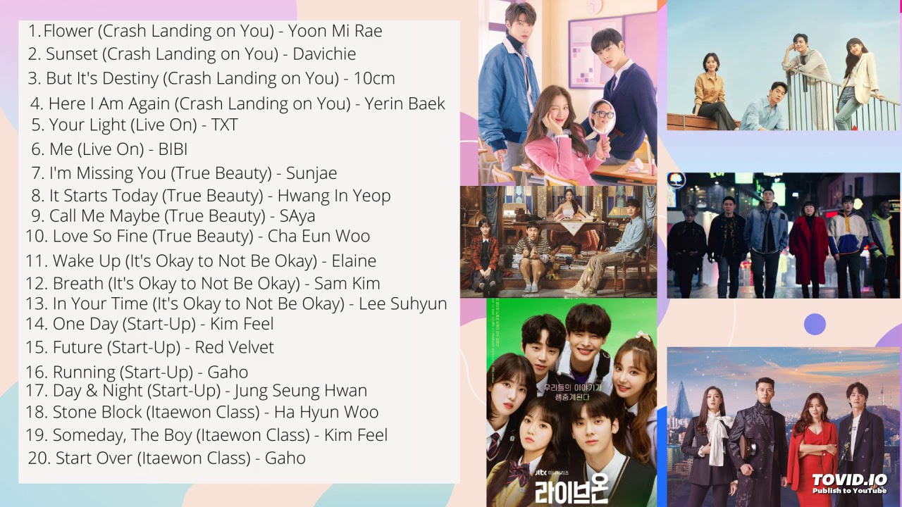 OST Drama Korea 2020 2021 - YouTube