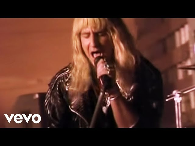 Great White - Once Bitten Twice Shy (Official Video)