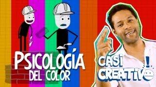 Psicología del color | Casi Creativo