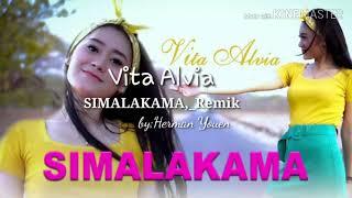 Cover images SIMALAKAMA, VITA ALVIA _REMIK  by ;Herman Youen