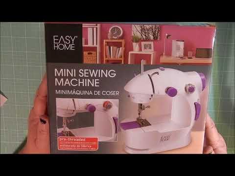 Michaels And Aldi Hauls YouTube Mesmerizing Aldi Sewing Machine