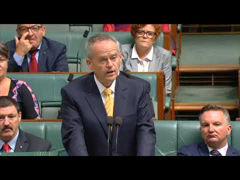 Bill Shorten marking 70 years of Australia-Israel relations