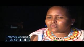 Newsmakers 2014: Naisula Lesuda